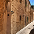 Mdina Street — Stock Photo