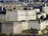 Fort St Angelo — Stock fotografie
