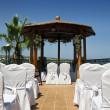 Mediterranean Wedding — Stock Photo