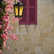 Mdina Lamppost — Stock Photo #2256428