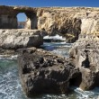 Azure Window and Blue Hole — Stock Photo #2259402