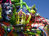 Carnival Float — Stock Photo