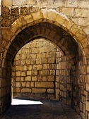 Medieval Archway — Stock Photo