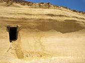 Sandstone Dwelling — Stock Photo