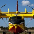 Bombardier 415 Superscooper - Stock Photo