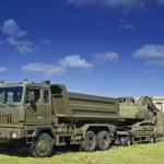 Military Truck — Stock Photo #2265537