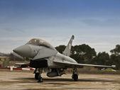 Eurofighter Typhoon — Stock Photo