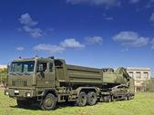 Military Truck — Stock Photo