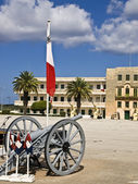 Armed Forces of Malta Barracks — Stock Photo