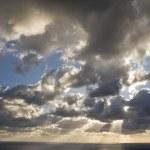 Mediterranean Twilight — Stock Photo