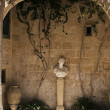 Roman Courtyard — Stock Photo