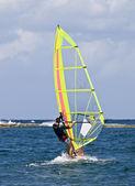 Windsurfen — Stockfoto