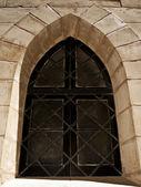 Byzantine Window — Stock Photo