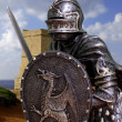 Royalty-Free Stock Photo: Knights & Armour