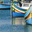 Malta Fishing Village — Stock Photo #2367557