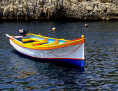 Malta Fishing Boat — Stock Photo