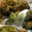 Flowing Springwater — Stock Photo