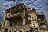 Staré domy — Stock fotografie