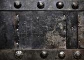 Mönster av metall bakgrund — Stockfoto