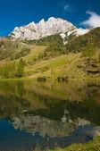 Nassfeld Gartnerkofel mountain — Stock Photo