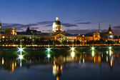 Marche Bonsecours Montreal — Stock Photo