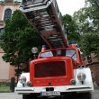 Old fire truck — Stock Photo