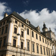 Main University building in Wroclaw - Stock Photo
