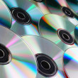 Cd dvd discs - Stock Photo