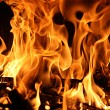 Stock Photo: Fire, flame