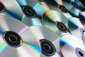 Cd dvd discs — Stock Photo
