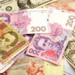 Stock Photo: Background from monetary banknotes