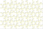 Abstract background - a light puzzle — Stock Photo