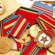 Soviet fighting medals for WW2 — Stock Photo #1969218