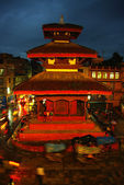 Kathmandu. Durbar Square. — Stock Photo