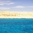 Coast of the red sea — Stock Photo