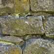 Stock Photo: Stone wall texture detail