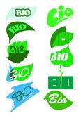 Logo_Bio — Stock Vector