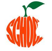 Logo primary school — Stock Vector