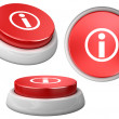 Royalty-Free Stock Photo: Button info