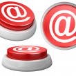 Royalty-Free Stock Photo: Button e-mail