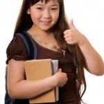 Schoolgirl — Stock Photo #2484400