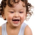 Happy baby. — Stock Photo #2520163