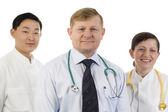 Medical team. — Stock Photo