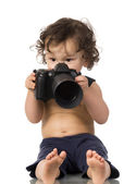 Photographer. — Stock Photo