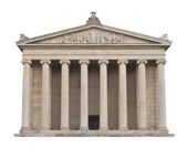 Classical Greek Architecture — Stock Photo