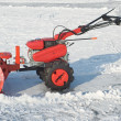 Snow Removal Equipment - Stock Photo