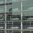 Royalty-Free Stock Photo: Automobile Showroom
