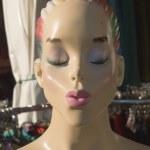 Mannequin Portrait — Stock Photo