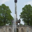 Angel of Peace (Friedensengel) in Munich — Stock Photo