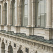 Royalty-Free Stock Photo: Academy Columns